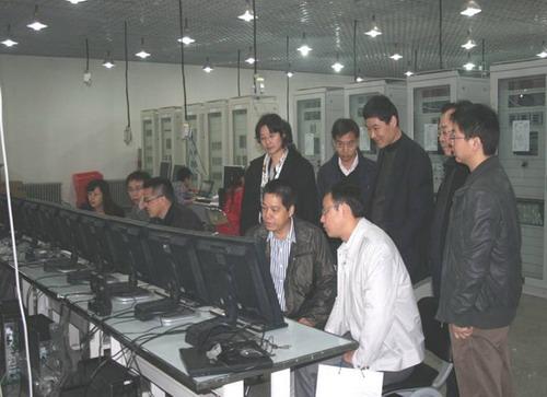 五凌电力集控中心监控系统通过出厂验收