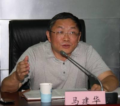 长江水利委员会马建华副主任:以实事求是的科学态度