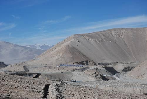 走近慕士塔格峰——记奋战在齐热哈塔尔水电站的水科